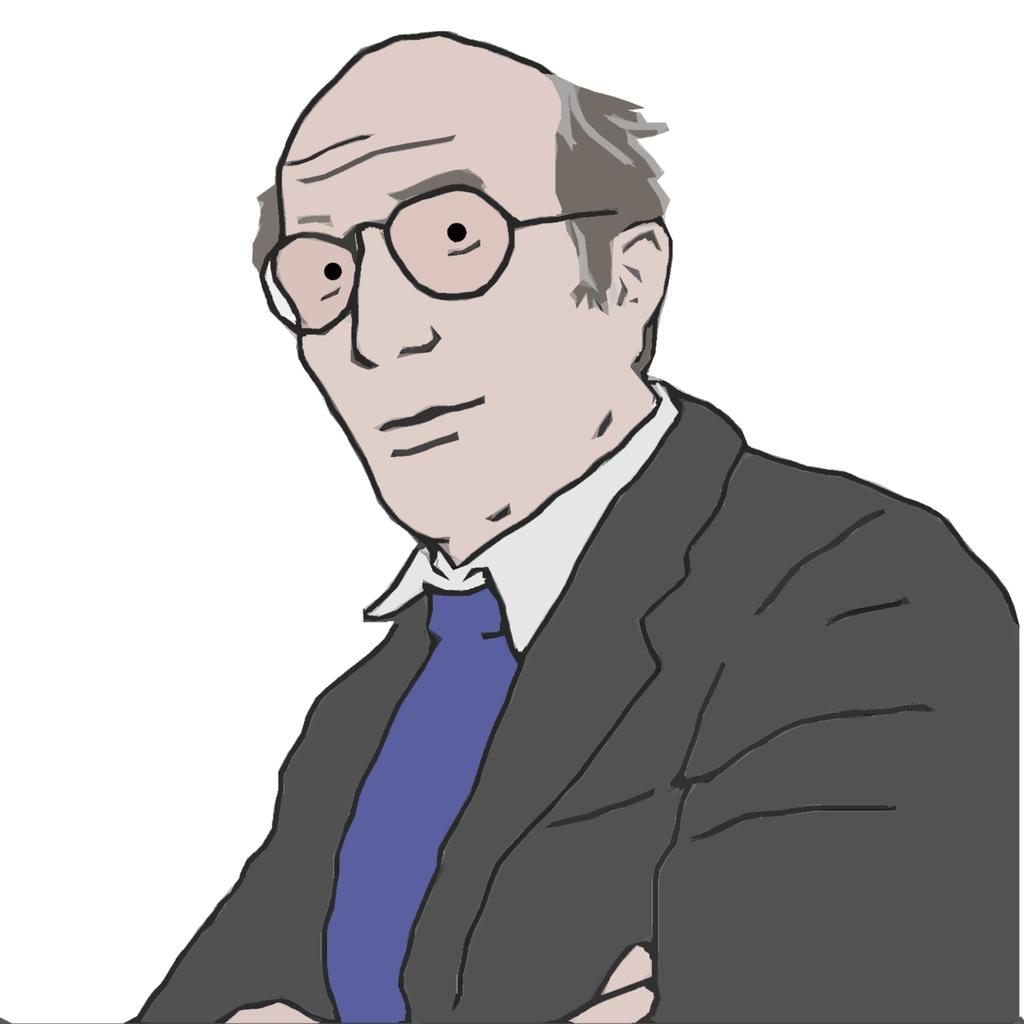 Niklas Luhmann (1927-1988). Source: Wikipedia