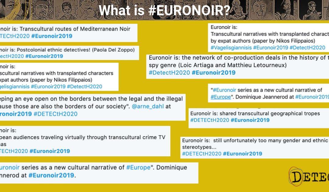 Euronoir: Day 3