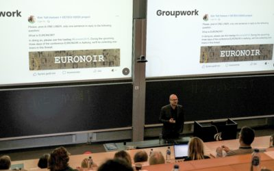 Euronoir: Day 1