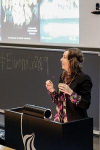 Andrea Esser's keynote speech