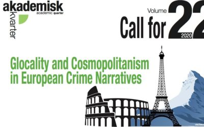 Call For Abstracts: Glocality and Cosmopolitanism in European Crime Narratives