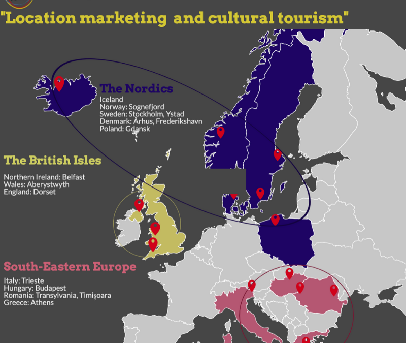 "The research report ""Location Marketing and Cultural Tourism"" now online"