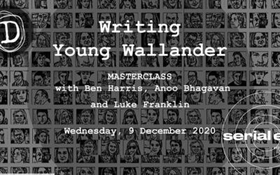 Writing Young Wallander Masterclass