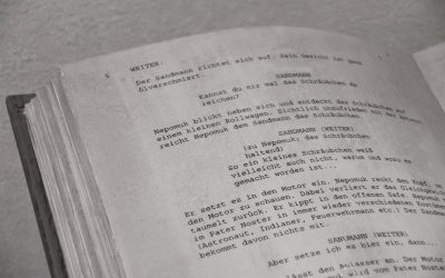 Screenwriting Contest – Announcing Winners