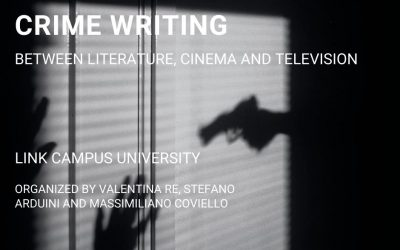 Crime Writing – Between Literature, Cinema and TV