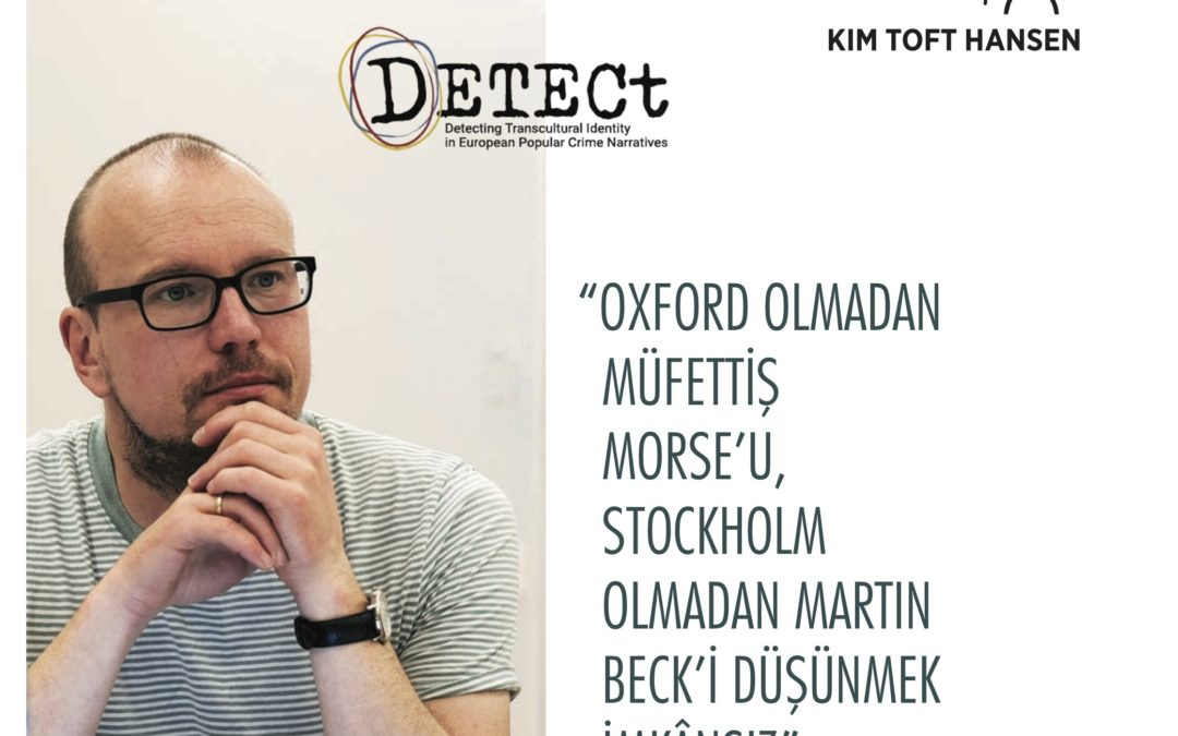 DETECt in 221B magazine