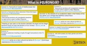 What is #EURONOIR
