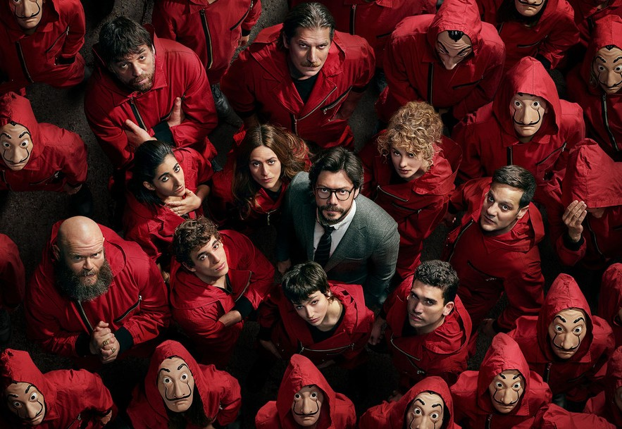 La casa de papel:  Netflix's Post-Crash Thriller Returns for a Fourth Season