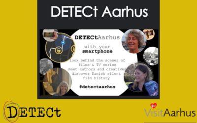 DETECt Aarhus with your smartphone
