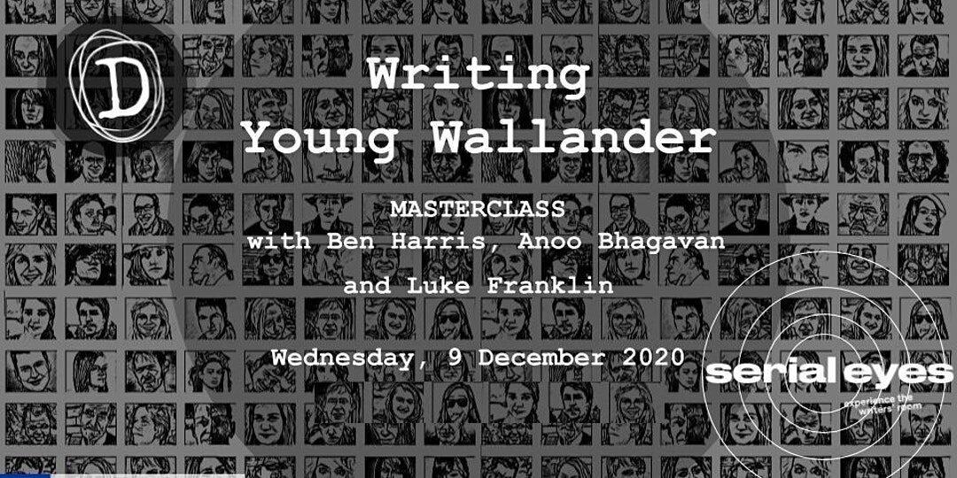 Writing Young Wallander Masterclass