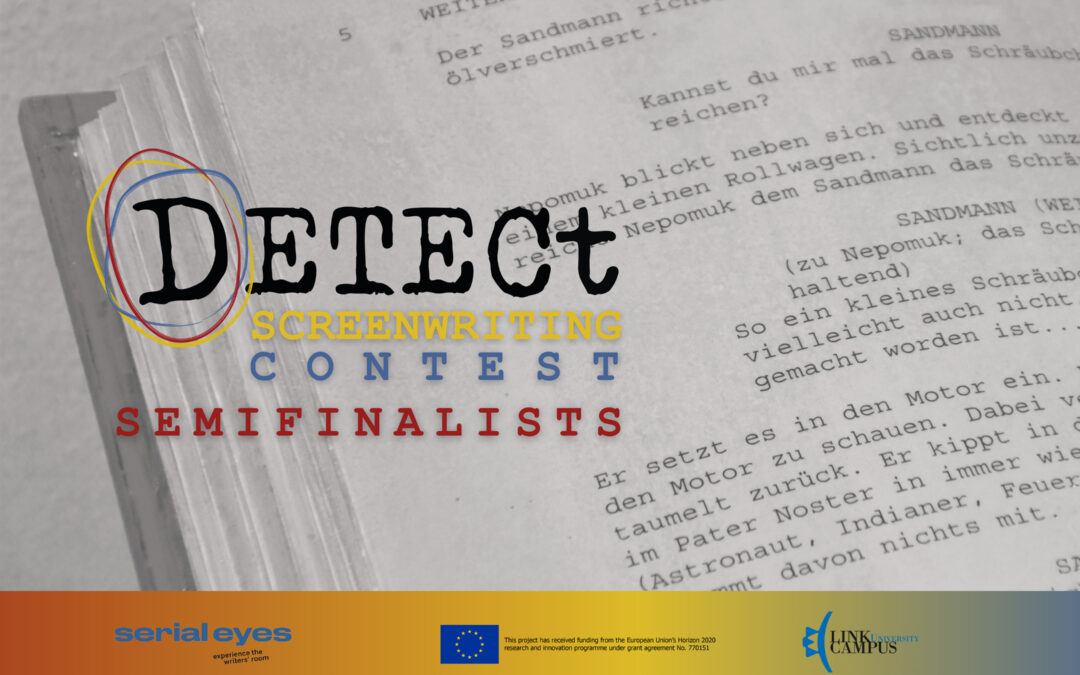 Screenwriting Contest – Announcing Semifinalists